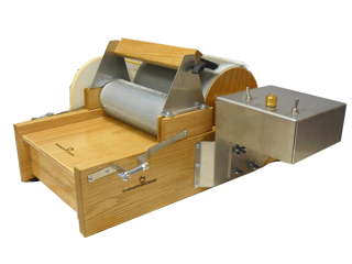 Motorized Drum Carder