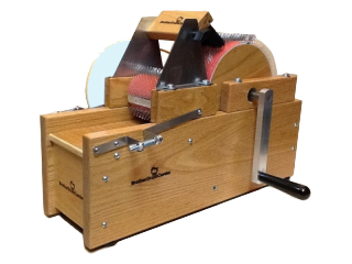 Baby Deluxe Drum Carder - Right Hand