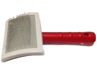 Plastic Flicker Brush