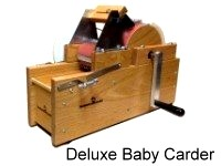 Deluxe Baby Carder
