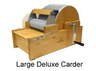 Large Deluxe Carder