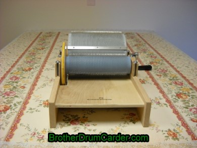 Standard Carder  - Brother Drum Carder